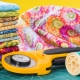 rotary-cutter-with-pile-fabric
